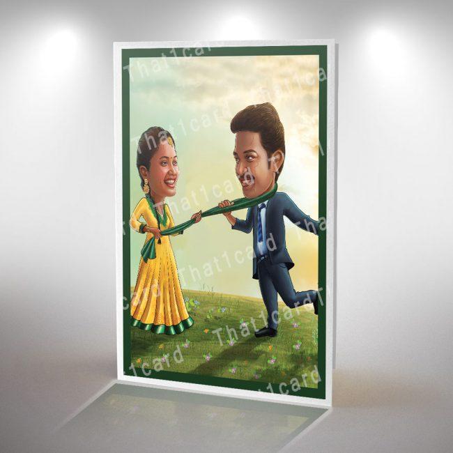 caricature-invitation-newtons-love-law
